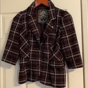 Guess 🍒🍒🍒Jacket top wear w/shell or top under🍒
